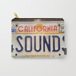 4 sounds California Carry-All Pouch