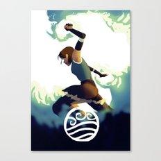 Avatar Korra II Canvas Print