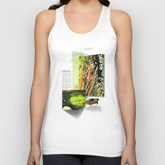 Red-Eared Turtle Unisex Tank Top