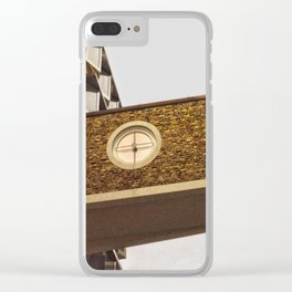 Architecture in Ulm Clear iPhone Case