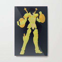 Shiryu Metal Print