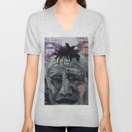 EMOTION #96 Unisex V-Neck