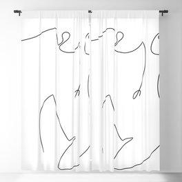 Curve Blackout Curtain