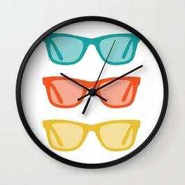 Ray Ban Frames Sunglasses Wall Clock