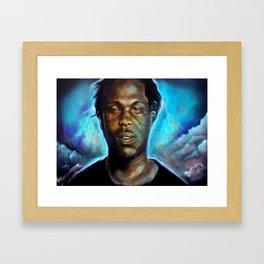 King Kunta Framed Art Print
