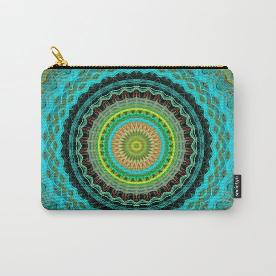 Bliss Mandala Carry-All Pouch