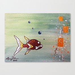 Untitled 3 Canvas Print