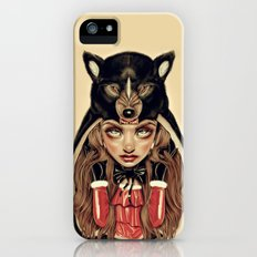 Red Riding Hood Slim Case iPhone (5, 5s)