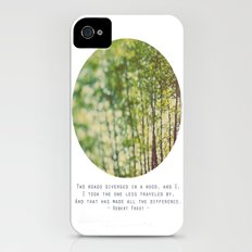 Two Roads iPhone (4, 4s) Slim Case