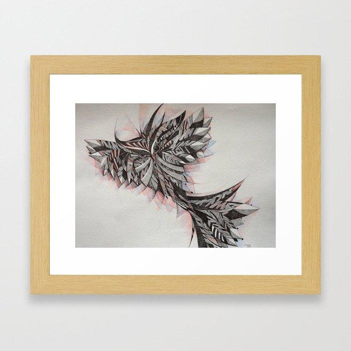 Coruja III Framed Art Print