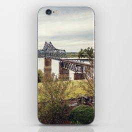 Vicksburg Mississippi iPhone Skin