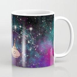 Exploring The Star Fish Constellations Coffee Mug
