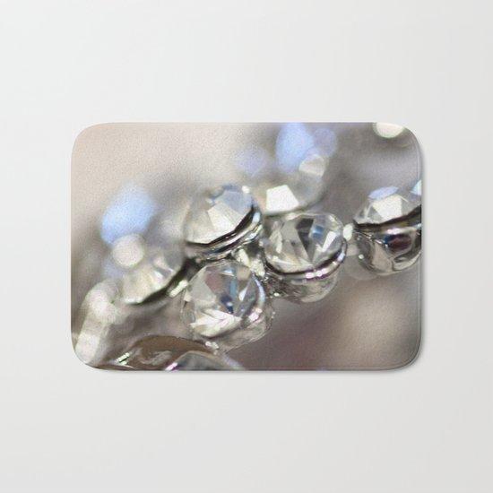 Sparkle - JUSTART ©, macro photography. Bath Mat