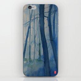 Nel bosco iPhone Skin