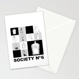 Society No6 Stationery Cards