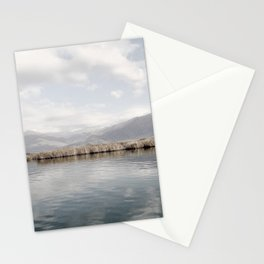 Lake Of Tranquility Stationery Cards