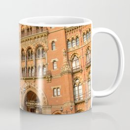 St. Pancras Renaissance Hotel London Coffee Mug
