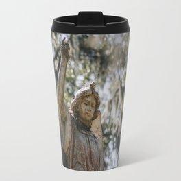 Bonaventure Cemetery Angel II Travel Mug