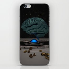 Ideas are Bulletproof iPhone Skin