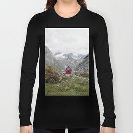 Mint Hut Long Sleeve T-shirt