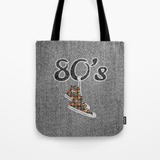 80's memories Tote Bag