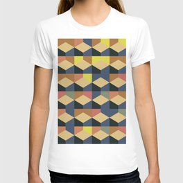 Abstract Geometric Artwork 59 T-shirt