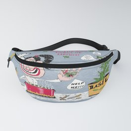 The Plight of Herb(s) Fanny Pack