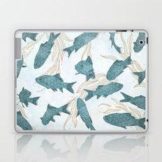 Bluefish Laptop & iPad Skin