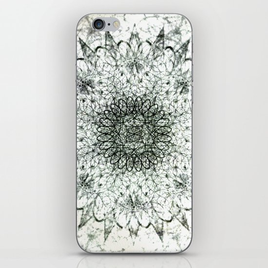 Aerial Side Effects iPhone Skin