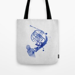 Symphony Series: The Horn Tote Bag