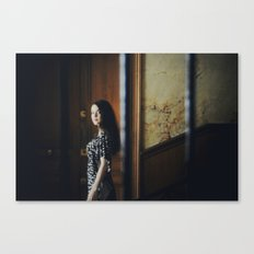 In passing Canvas Print