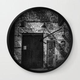 NY Chelsea Night Club Wall Clock