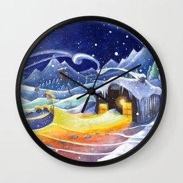 Russian Nuclear Winter - album art for: Дача / DACHA Wall Clock