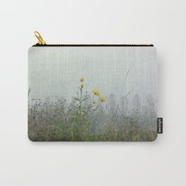 Yellow Wild Flowers, Agincourt Battlefield Carry-All Pouch