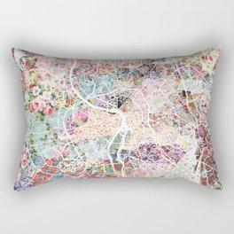 Toulouse map Rectangular Pillow