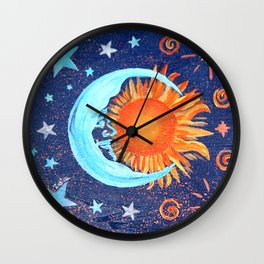 zakiaz unity Wall Clock