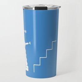 The problem with Daleks. Travel Mug