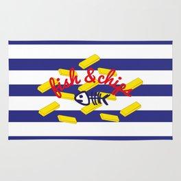 Fish & Chips Rug