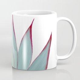 Elegant Agave Fringe Illustration Coffee Mug