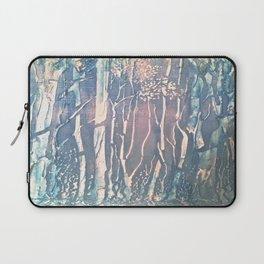 Wandering in the woods Laptop Sleeve