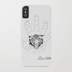 Wild hands iPhone X Slim Case