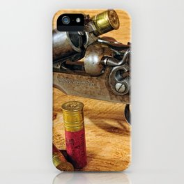 Double Barrel  iPhone Case