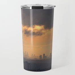 City Sky. Travel Mug