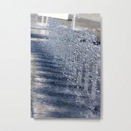 Water2 Metal Print