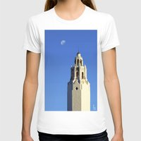 spanish T-shirts featuring Spanish Tower by TS Photography
