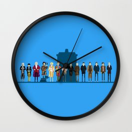 THE DOCTORS WILL SEE YOU NOW Wall Clock