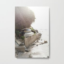 Laguna Adventures Await Metal Print