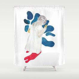 Preacher Shower Curtain