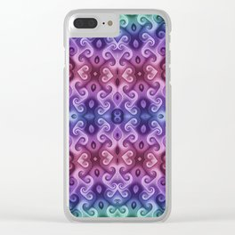 Bands and Bands Clear iPhone Case