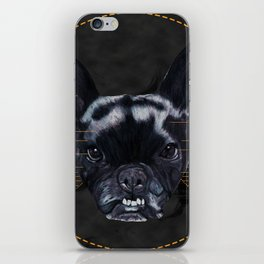 Frenchie iPhone Skin